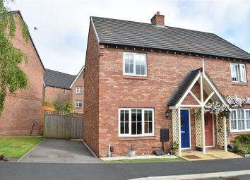 Thumbnail 2 bed semi-detached house for sale in Shireburne Drive, Chorley