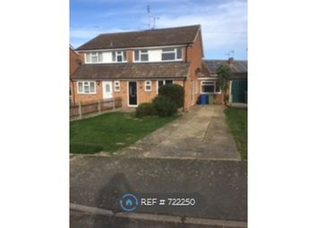 Thumbnail 3 bed semi-detached house to rent in Bradfield Avenue, Sittingbourne, Kent