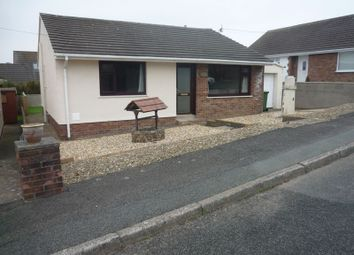 Thumbnail 2 bedroom bungalow to rent in Pen Y Bryn, Fishguard