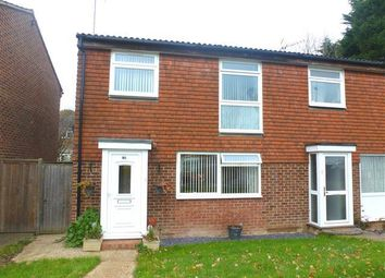 Thumbnail 3 bed terraced house to rent in Priory Way, Haywards Heath