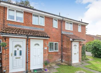 Thumbnail 2 bed terraced house for sale in Swift Close, Upton, Poole