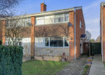 Thumbnail 3 bed semi-detached house for sale in Saxon Walk, Chandlers Ford, Eastleigh