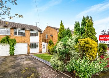 Thumbnail 3 bed semi-detached house for sale in Stringers Hill, Hednesford, Cannock