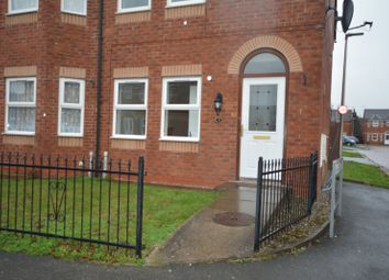 Thumbnail 3 bed end terrace house to rent in Barker Street, Crewe