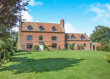 Thumbnail Equestrian property for sale in Hilborough, Thetford