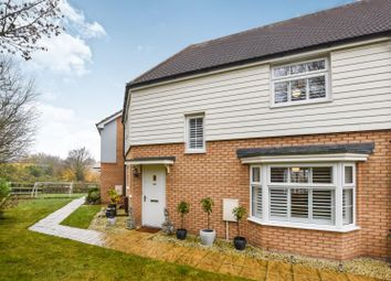 Thumbnail 3 bed semi-detached house for sale in Heron Way, Harwich