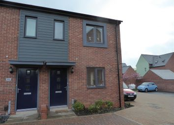 Thumbnail 2 bed semi-detached house for sale in Light Lane, Lawley, Telford