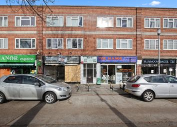 Thumbnail 2 bed flat for sale in Manor Drive North, New Malden