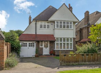 Thumbnail 4 bed detached house for sale in Coombe Lane, London