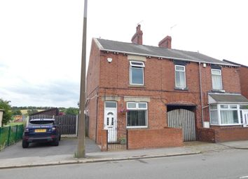3 bed semi-detached house for sale in Station Road, Wombwell, Barnsley S73