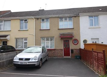 Thumbnail 3 bed terraced house for sale in West Park Road, Staple Hill, Bristol