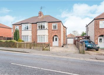 Thumbnail 3 bed semi-detached house for sale in Somers Road, Wisbech