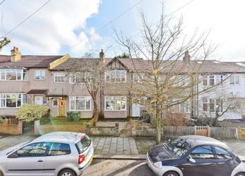 Thumbnail 4 bed terraced house to rent in Canmore Gardens, London