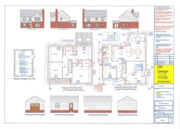 Thumbnail 4 bed detached house for sale in Gelli Road, Llandybie, Ammanford