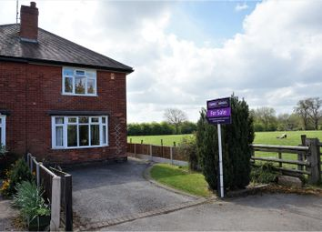 Thumbnail 3 bed semi-detached house for sale in Holm Avenue, Derby