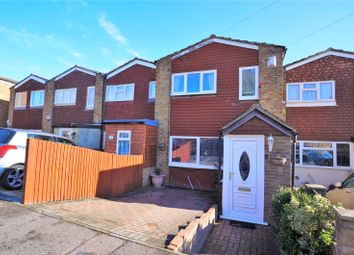 Thumbnail 3 bed terraced house for sale in Highlands Close, Strood, Kent