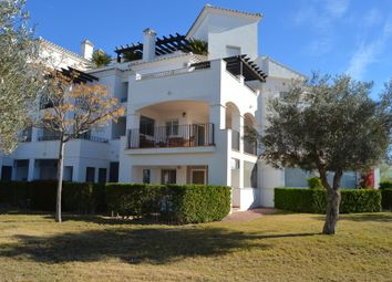 Thumbnail 2 bed apartment for sale in Hacienda Riquelme Golf Resort, Murcia, Spain