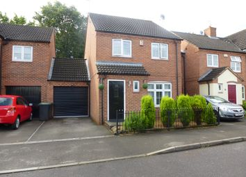 Thumbnail 4 bed link-detached house for sale in Barlows Cottages Lane, Awsworth, Nottingham
