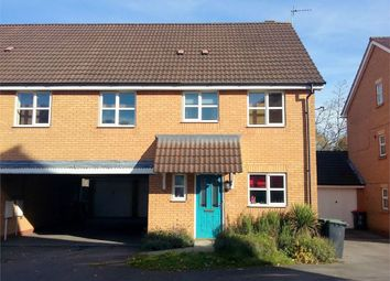Thumbnail 4 bed link-detached house to rent in Blackmires Way, Sutton-In-Ashfield