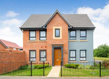Thumbnail 3 bed semi-detached house for sale in Nethermere Lane, Beechdale, Nottingham