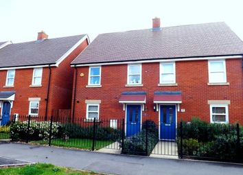 Thumbnail 2 bed semi-detached house for sale in Venus Avenue, Biggleswade, Bedfordshire