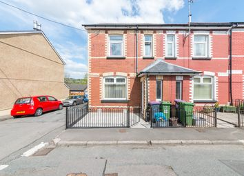Thumbnail 2 bed end terrace house for sale in King Street, Pontypool