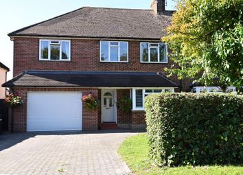 Thumbnail 4 bed semi-detached house for sale in Spring Head Road, Kemsing, Sevenoaks