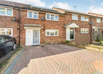 Thumbnail 3 bed terraced house for sale in Kymswell Road, Stevenage