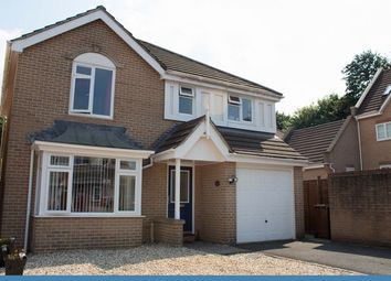 4 bed detached house for sale in Hanover Gardens, Cullompton EX15
