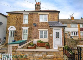 Thumbnail 2 bed semi-detached house for sale in Church Lane, Cheshunt, Waltham Cross