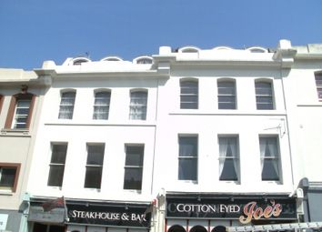 Thumbnail 1 bedroom flat to rent in Torwood Street, Torquay