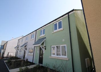 3 bed end terrace house for sale in Moyles Park, Modbury, Ivybridge PL21