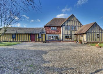 Thumbnail 4 bed detached house for sale in Pluckley Road, Bethersden, Kent