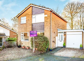 Thumbnail 3 bed link-detached house for sale in Huntsmans Close, Beaumont Park, Huddersfield