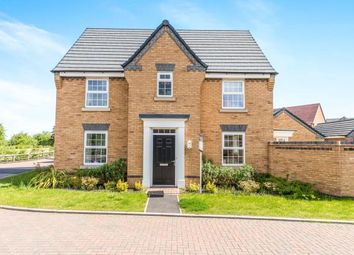 Thumbnail 4 bed detached house for sale in Chalmers Close, Newtown Road, Worcester, Worcestershire