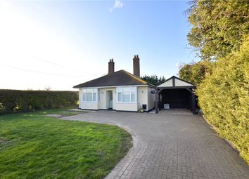 2 bed bungalow for sale in Harwich Road, Little Clacton, Clacton-On-Sea CO16