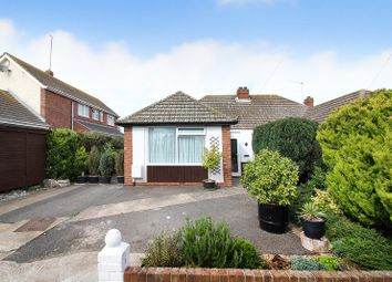 Thumbnail 3 bed semi-detached bungalow for sale in Seaward Walk, Caister-On-Sea, Great Yarmouth