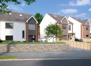 Thumbnail 4 bedroom detached house for sale in Shellards Road, Longwell Green, Bristol