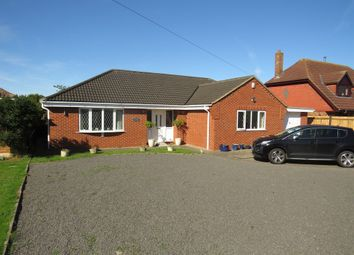 Thumbnail 2 bed detached bungalow for sale in Spilsby Road, Wainfleet, Skegness
