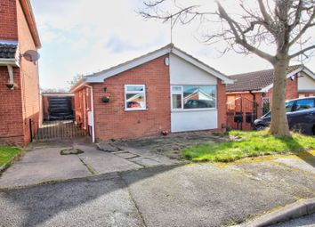 Thumbnail 2 bed bungalow for sale in Braemar Avenue, Eastwood, Nottinghamshire