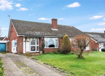 Thumbnail 3 bed bungalow for sale in Greenlands Road, Kingsclere, Newbury, Hampshire