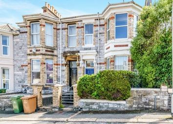 Thumbnail 2 bedroom flat for sale in Restormel Road, Plymouth, Devon