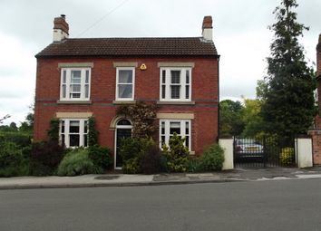 Thumbnail 3 bed detached house for sale in Church Lane, Underwood