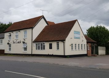 Thumbnail Pub/bar for sale in Worlds End, Beedon, Newbury, Berkshrie