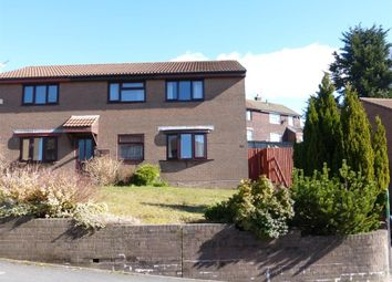 Thumbnail 2 bed property to rent in Brynawel, Caerphilly