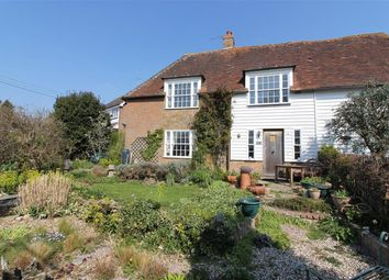 Thumbnail 3 bed semi-detached house for sale in Lossenham Lane, Newenden, Cranbrook