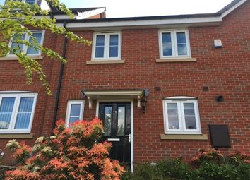 Thumbnail 3 bed terraced house to rent in Lake View Court, Erdington, Birmingham