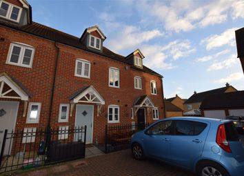 Thumbnail 4 bed town house for sale in Ashmead Road, Bedford