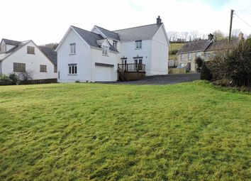 Thumbnail 5 bed detached house for sale in Gorrig Road, Pentrellwyn, Llandysul