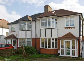 Thumbnail 3 bed semi-detached house to rent in Popes Lane, London